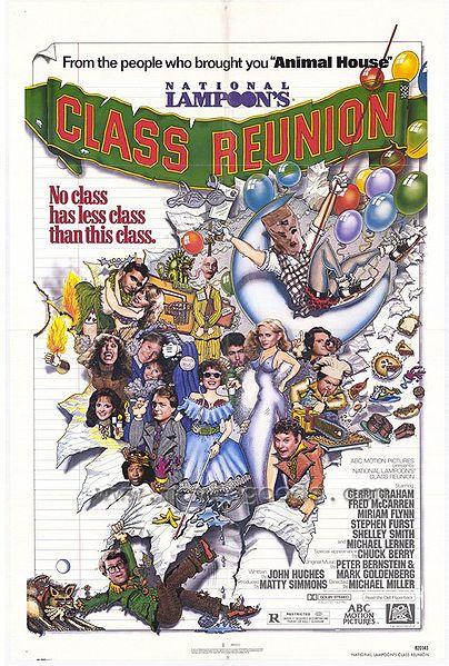 Class Reunion Poster